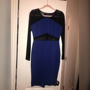 Material Girl Midi Dress New without tags